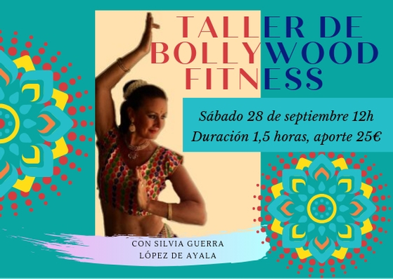 Taller de Bollywood Fitness en Madrid