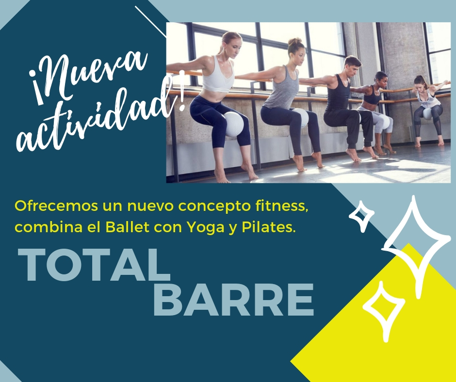 Clases de Total Barre en Madrid